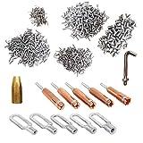 SOLARY SA01 Aluminum Weld Stud, Weld Studs, CD Type Weld Stud, Capacitor Discharge (CD) Stud