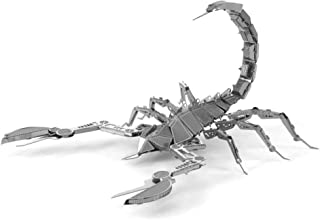 Metal Earth 3D Laser Cut Steel Models - Scorpion