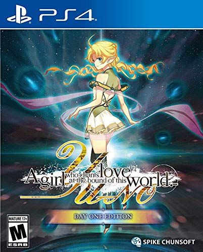 YU-NO: A girl who chants love at the bound of this world. Day One Edition - PlayStation 4