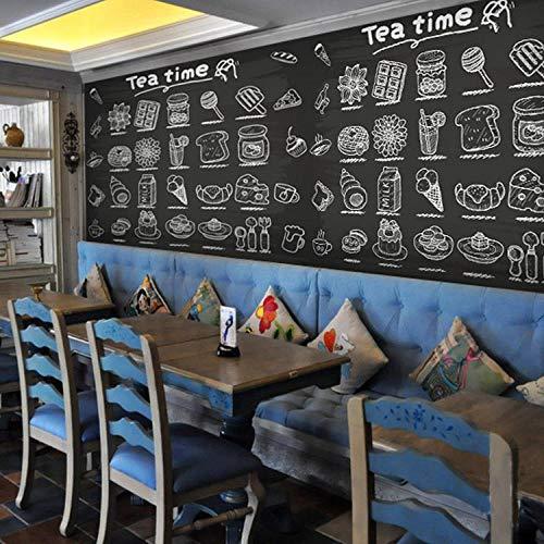 Grandes peintures murales_Art restauration grande fresque murale pâtisserie station de loisirs café boutique de thé 3d papier peint mural Salon Chambre350cm×256cm