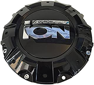 KMC XD Series Set 4pcs 75 8 Lug XD818 Heist XD820 Grenade XD798 Addict XD829 Hoss 2 XD800 Misfit XD801 Crank KMC XD Gloss Black Wheel Center Hub Cap 6