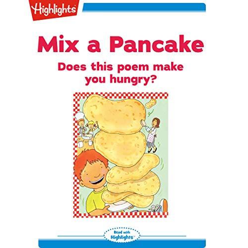 Mix a Pancake cover art