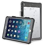 Funda para iPad 10.2 resistente al agua 7ª/8ªgeneración 2019/2020 Fundas de protección de cuerpo completo para iPad 7 gen de 10,2 pulgadas a prueba de golpes, a prueba de vida con correa para lápiz