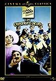 Los cuatro cocos (Cocoanuts) [DVD]