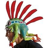 Rubie's Costume Co Men's World Of Warcraft Murloc Headpiece, Multi, One Size
