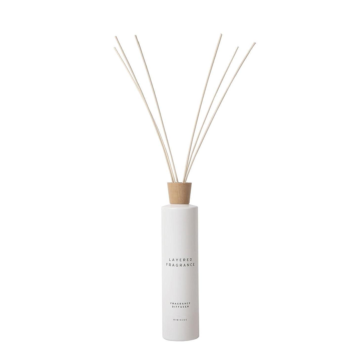 慰め系譜休暇空間ごとに香りを使い分けて楽しむ レイヤードフレグランス フレグランスディフューザー ハイビスカス 500ml