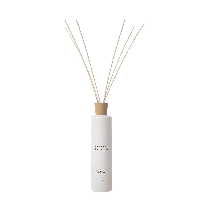 ごめんなさい法律により接続空間ごとに香りを使い分けて楽しむ レイヤードフレグランス フレグランスディフューザー ハイビスカス 500ml