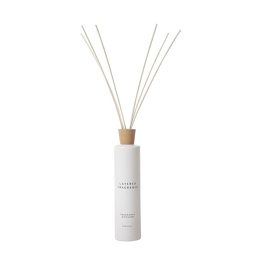 偽熟読自分空間ごとに香りを使い分けて楽しむ レイヤードフレグランス フレグランスディフューザー ハイビスカス 500ml
