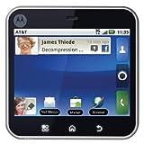 Motorola Flipout Smartphone (7,1 cm (2,8 Zoll) Bildschirm, Touchscreen, 3 Megapixel Kamera) schwarz