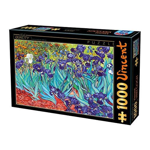 D-Toys 10, puzzle Vincent Van Gogh, 1000 pezzi, giochi e puzzle