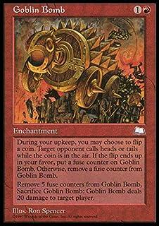 Magic: the Gathering - Goblin Bomb - Weatherlight
