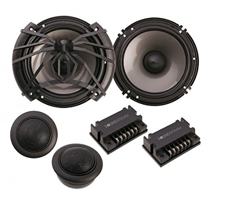 Soundstream AC.6 Arachnid Component 6.5″ 2-Way 300W Speaker Set