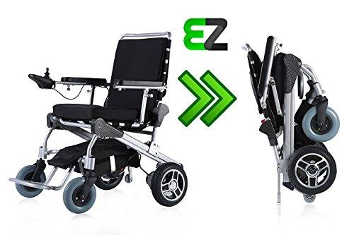 EZ Lite Cruiser Deluxe DX10 Wheelchair