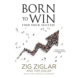 Born to Win audiobook cover art