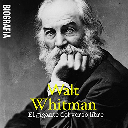 Walt Whitman (Spanish Edition) audiobook cover art