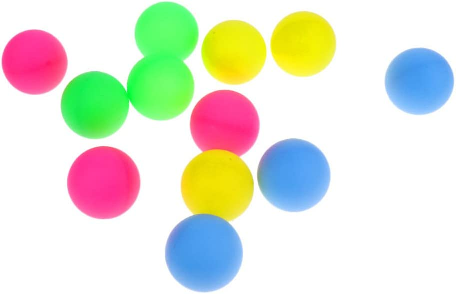 Excellence Homyl Multi-Colored Beer Pong Balls Party Table 2021 Toy Tennis