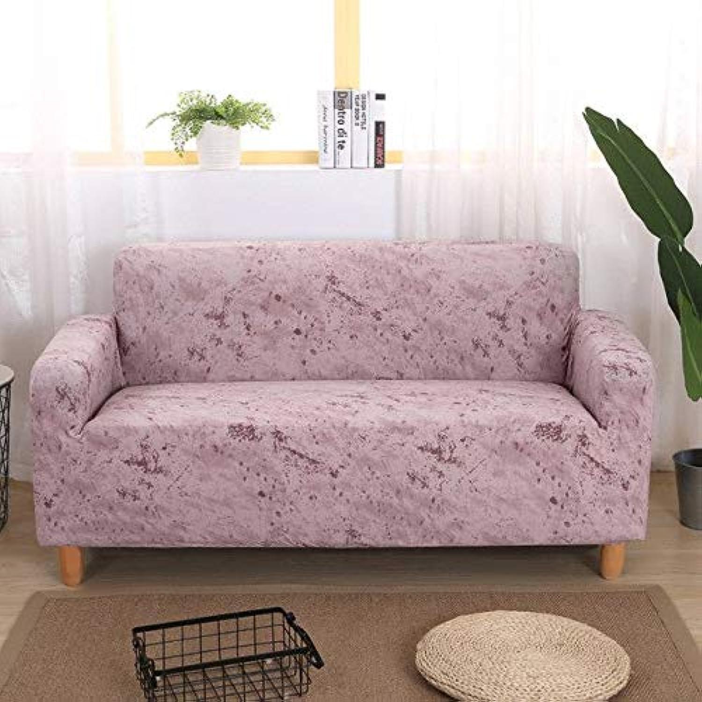Elastic Sofa Covers for Living Room Sofa Towel Slip-Resistant Sofa Cover Strech Sofa Slipcover 1 2 3 4 Seater   colour21, Two-Seater