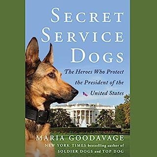 Secret Service Dogs cover art