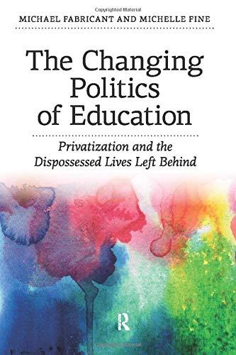 Changing Politics of Education