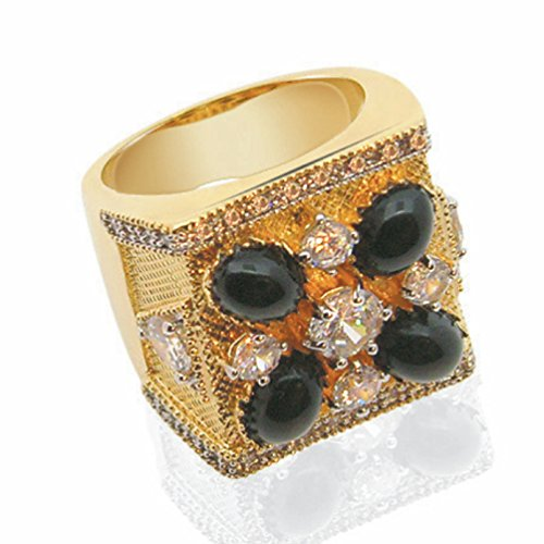 The Elvis Jewellery Collection Homme Plaqu/é or Statement 803R3460GA-82//X