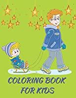 Happy Fathers Day coloring Book For Kids: Featuring Beautiful And Unique Fathers And Childrens Lovely Quotes To Help Express Their Love