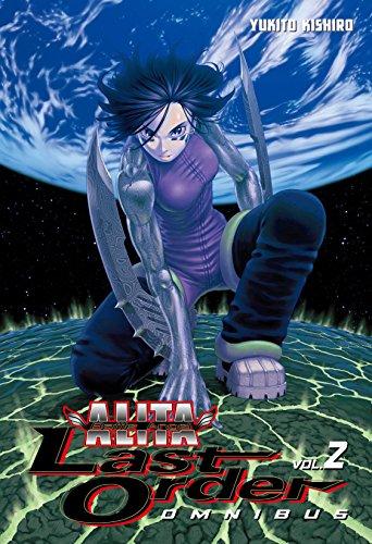 Battle Angel Alita: Last Order Omnibus Vol. 2 (English Edition)