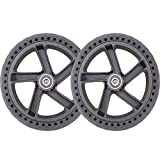 <span class='highlight'><span class='highlight'>Konesky</span></span> 8-Inch Scooter Tyre, 2pcs Electric Scooter Honeycomb Wheel Tyre Explosion-proof Tubeless Replacement Tires Compatible with Ninebot Scooter ES1 ES2 ES4