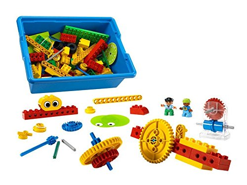 Early Simple Machines for Kindergarten STEM by LEGO Education DUPLO.