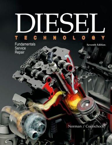 Diesel Technology: Fundamentals, Service, Repair