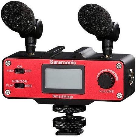 Saramonic Smartmixer Kamera