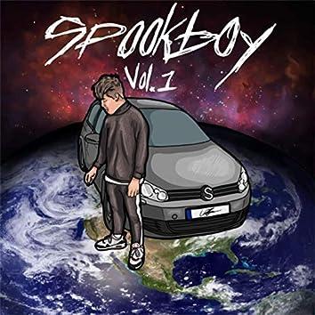 Spookboy, Vol. 1