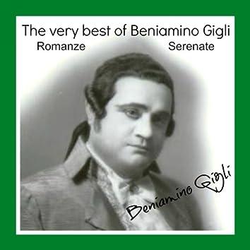 The Very Best of Beniamino Gigli, Vol. 3 (Romanze e serenate)
