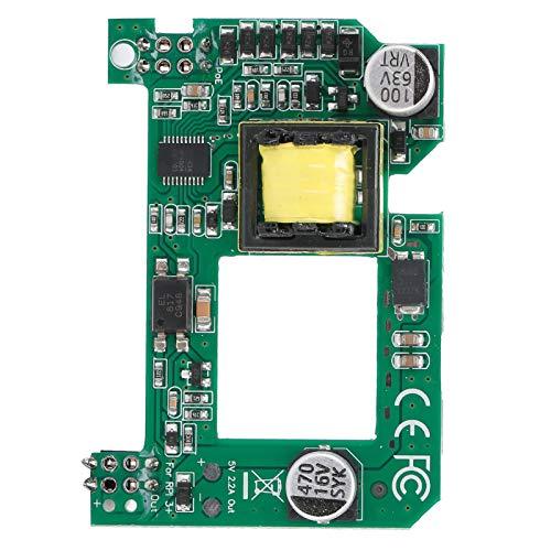 Exliy para Raspberry Pi Módulo PoE Módulo PoE Módulo de Fuente de alimentación Módulo de refrigeración para Raspberry Pi 4B / 3B Interruptor de enrutador Puerto de Red Fuente de alimentación