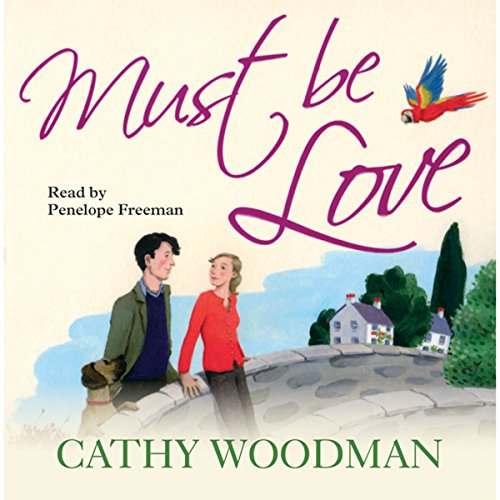 Must Be Love audiobook cover art
