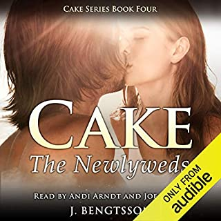 Cake: The Newlyweds cover art