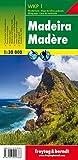 Madeira, Wanderkarte 1:30.000 (freytag & berndt Wander-Rad-Freizeitkarten)