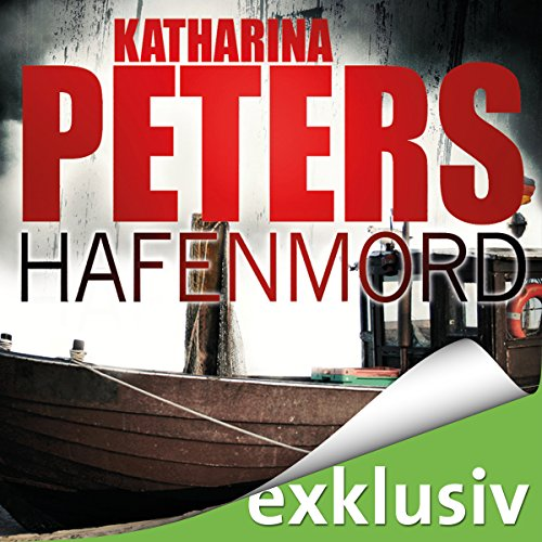 Hafenmord audiobook cover art