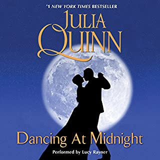 Dancing at Midnight audiobook cover art