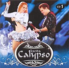 Banda Calypso 10 Anos Cd 1