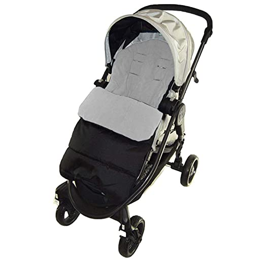 Kinderwagen Fußsack Für Baby Kinderwagen Kuschelige Zehen Gepolstert Winddicht Warm Dicke Baumwoll Polster Baby