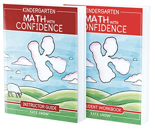 Kindergarten Math With Confidence Bundle (Math with Confidence)