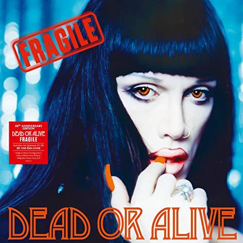 Fragile (180 Gr.Red Coloured 2-Lp) [Vinyl LP]