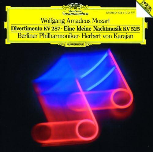 Berliner Philharmoniker, Herbert von Karajan & Wolfgang Amadeus Mozart