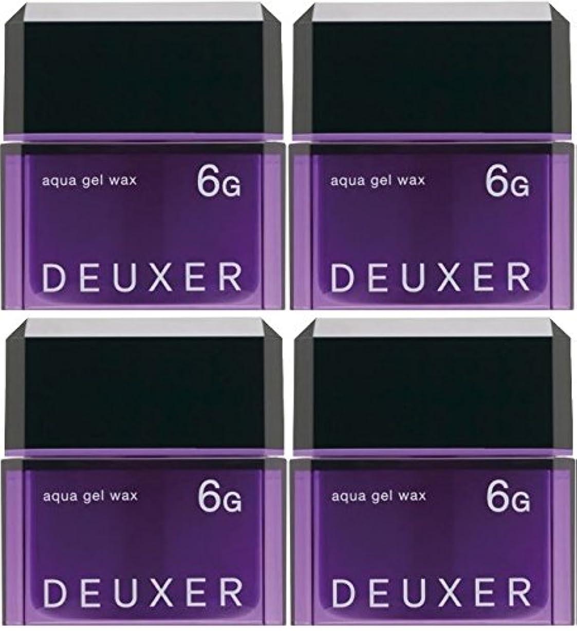 グッゲンハイム美術館あなたのもの列車【X4個セット】 ナンバースリー デューサー アクアジェルワックス 6G 80g
