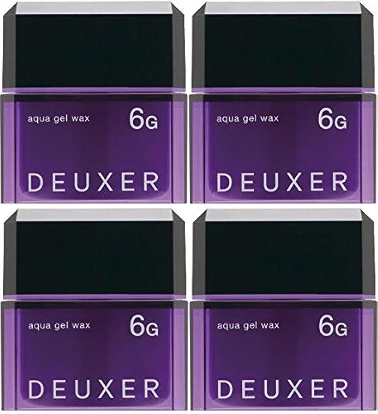 ペア五十アクセサリー【X4個セット】 ナンバースリー デューサー アクアジェルワックス 6G 80g