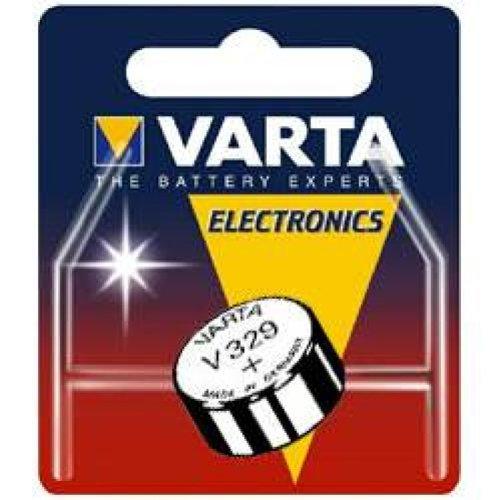 329, Varta V329, SR731SW Knopfzelle für Uhren etc.