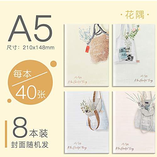 Cuaderno B5 Cuaderno A5 Bloc De Notas Diario Espesado