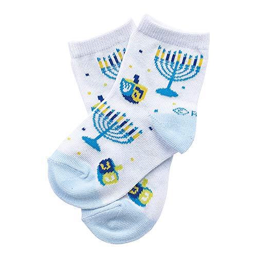 Hanukkah Design Fun Socks - Baby (6)