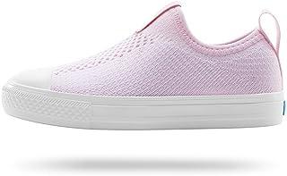 People Footwear Kids Sneaker Phillips Junior Knit, Cutie Pink/Yeti White, J1