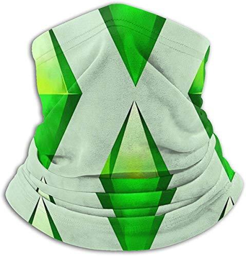Die ims Plumbob Unisex Fleece Halswärmer Gamasche Mikrofaser Gesichtsmaske , Hals Gamasche, Magic Scarf für Staub im Freien